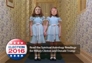 Read the Spiritual Astrology Readings for Our Next President: