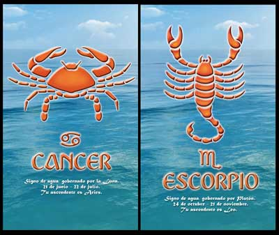 Cancer and Scorpio Compatibility Matches and Relationship Advice