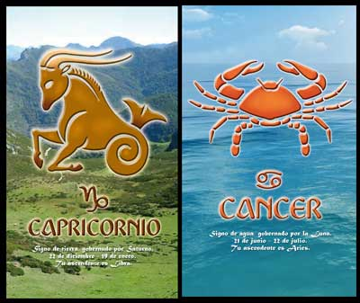 Capricorn and Cancer Compatibility