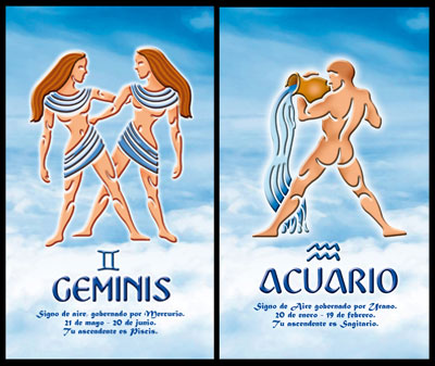 Gemini and Aquarius Compatibility