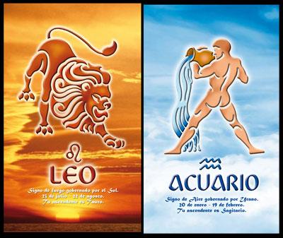 Leo and Aquarius Compatibility Relationship