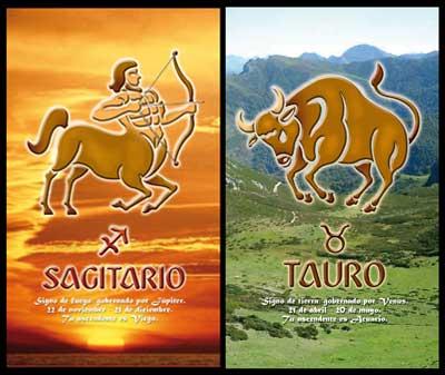 Sagittarius and Taurus Compatibility Relationship