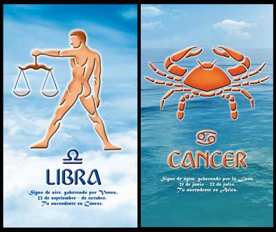 Is a libra and cancer compatible