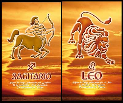 Sagittarius and Leo Compatibility
