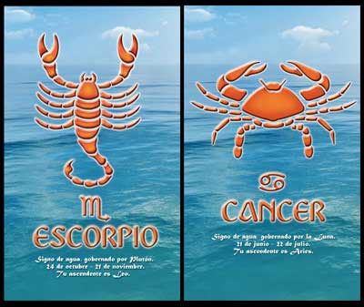 Scorpio and Cancer Compatibility Matches and Relationship Advice