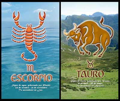 Scorpio and Taurus Compatibility