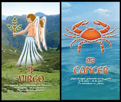 Virgo and Cancer Compatibility