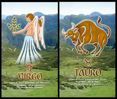 Virgo and Taurus Compatibility